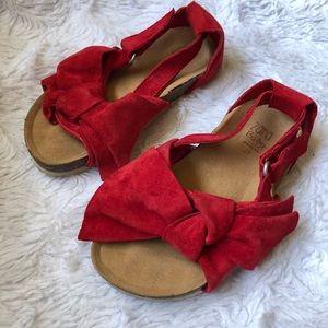 Zara toddler sandals